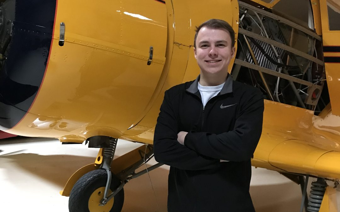 We Have Added A New Flight Instructor!