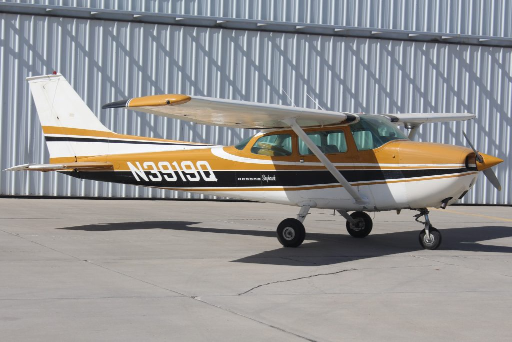 We Have Added a 172 to Our Rental Aircraft Fleet! - Minot Aero Center